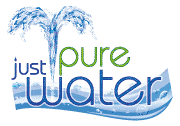 just pure water Logo